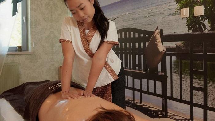 Balance für Körper, Geist und Seele / Pension Afrodyta Spa***