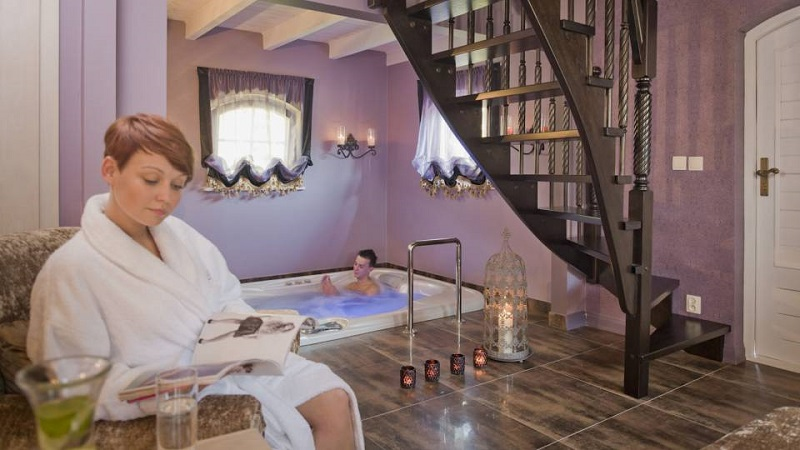Wellness Klassik / Pension Afrodyta Spa ***