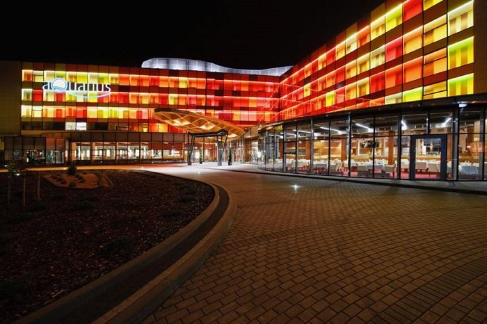 Ostsee-Winter-Kurzurlaub / Hotel AQUARIUS SPA *****
