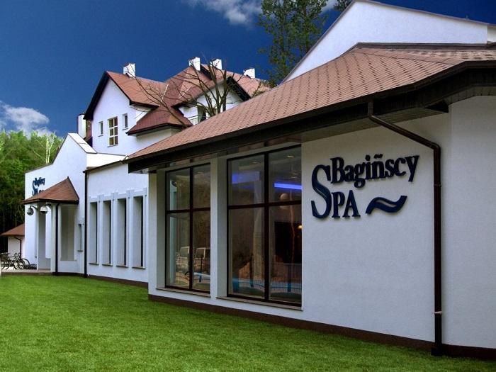 Sommerurlaub an der Ostsee / Bagińscy Spa