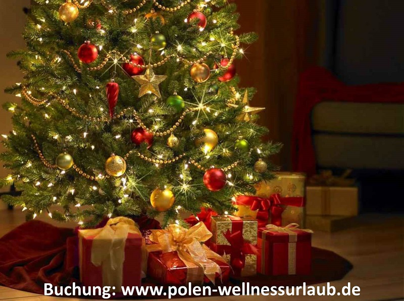 Weihnachtsurlaub an der Ostsee / Bursztyn Medical Spa & Wellness