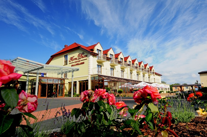 Eine Woche Erholung am Meer / Hotel Delfin Spa & Wellness ****