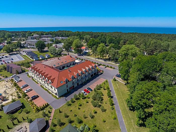 Sommerurlaub an der Ostsee / Hotel Delfin Spa & Wellness ****