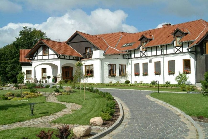 Silvester im Landhaus / Landhaus an der Rega