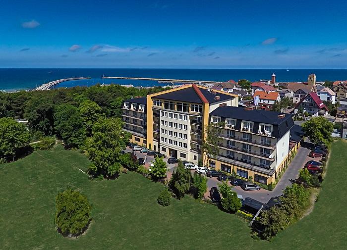 Thalasso-Urlaub / Hotel Lidia Spa & Wellness ****