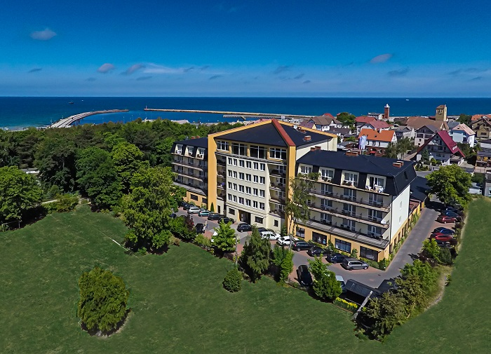 Ostsee-Winters-Spezial / Hotel Lidia Spa & Wellness ****