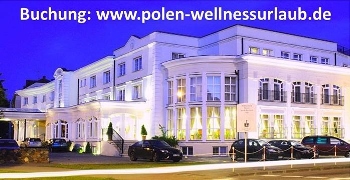 Wellnesszeit Gesunder Rücken / Hotel Lubicz Wellness & Spa ****