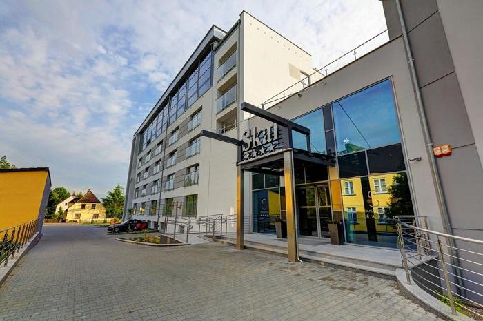 Vitalität und Wohlbefinden / Hotel Skal ****