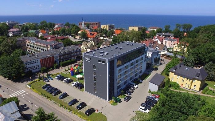 Ostsee-Wohlfühlurlaub / Hotel Skal ****