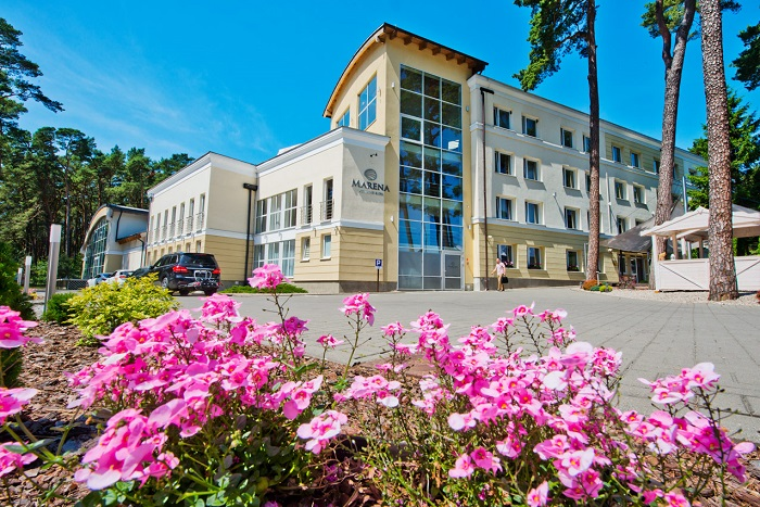 Ostsee-Relaxtage / Hotel Marena Wellness & Spa