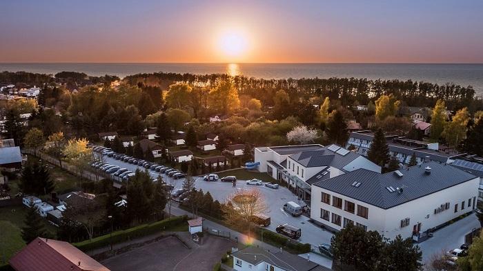 Sommerurlaub an der Ostsee / Imperiall Resort & MediSpa