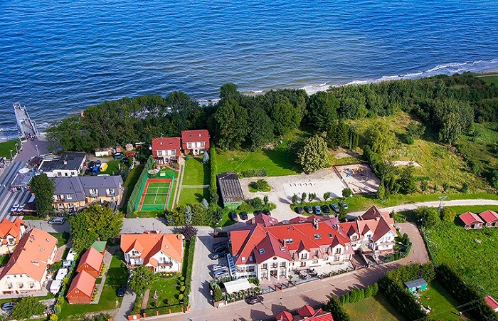 Meer & Relax / Villa Hoff Wellness & Spa