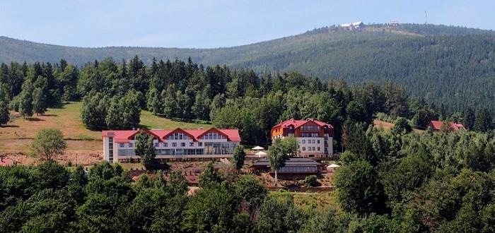 Romantik-Verwöhnzeit für Zwei / Hotel & Medi-Spa Biały Kamień*** u.****