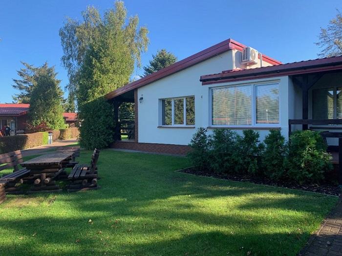 Ferienhaus inkl. HP und Wellness Klassik / Imperiall Resort & MediSpa