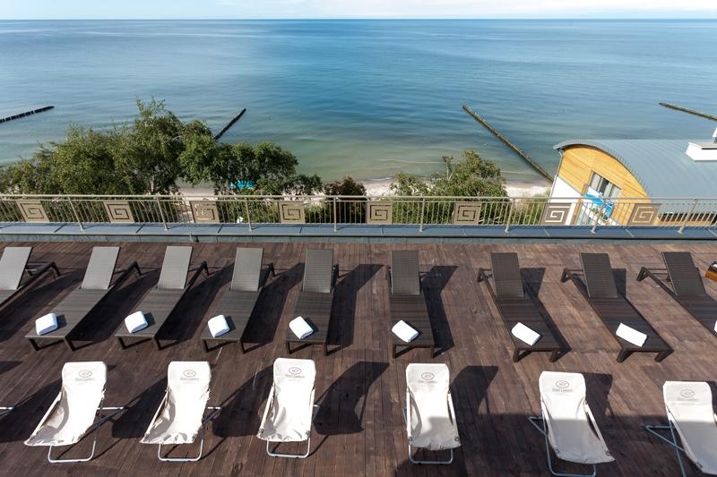 Sommerurlaub an der Ostsee im Sonderangebot  / Hotel Lambert Medical Spa ****