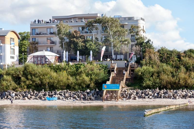 Entspannender Ostseeurlaub / Hotel Lambert Medical Spa ****
