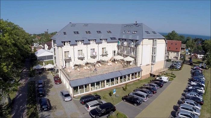 Gesundheits- und Erholungszentrum Król Plaza Spa